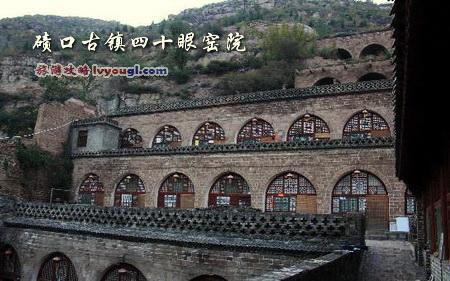 4,晋陕黄河大峡谷 从碛口古镇沿黄河岸北上至临县八堡乡,长约90公里