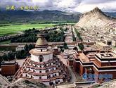 國家歷史文化名城江孜縣(第三批)