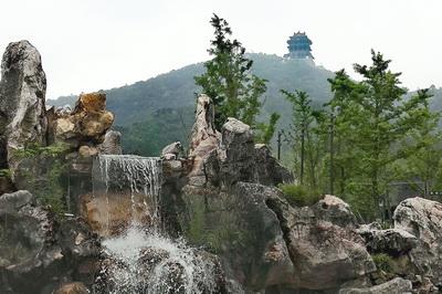 湖州仁皇山旅渔R��景区
