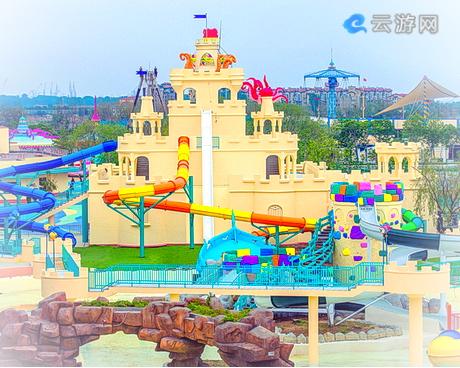 秦皇岛乐岛海洋主题公园